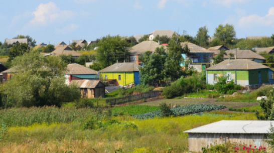 На развитие воронежских сел направят около 1,4 млрд рублей за год