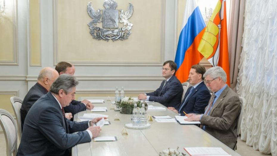 Воронежское облправительство подписало соглашение с профсоюзами и работодателями