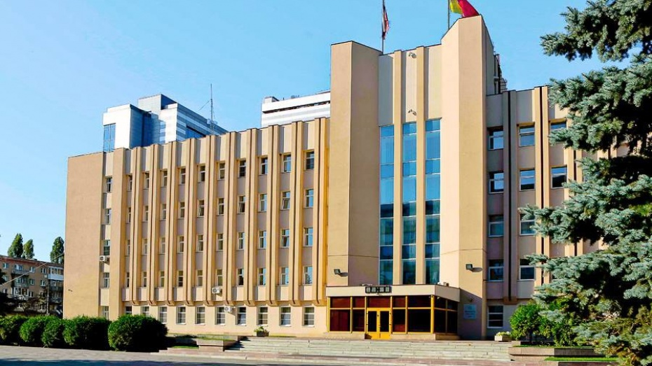 Облдума утвердила профицитный бюджет Воронежской области