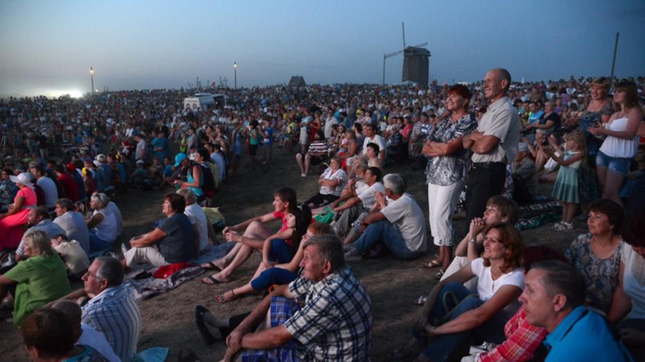Воронежцев позвали на фестиваль авторской песни «Парус надежды»