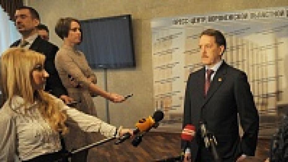 Алексей Гордеев: «В транспортной сфере Воронежа должны работать крупные операторы»