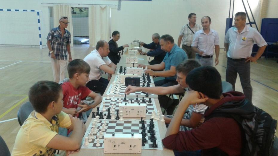 В Каменском районе шахматный клуб для детей и взрослых откроется 1 октября