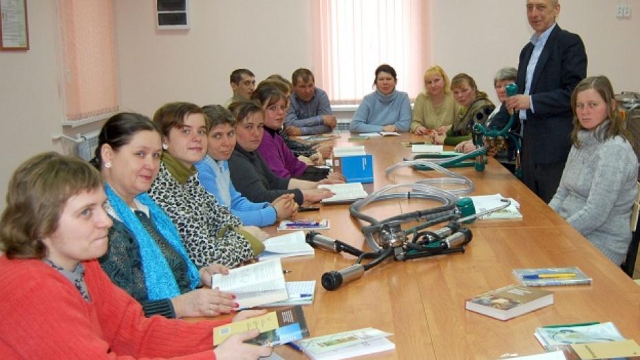 В Бутурлиновке открыт Ресурсный центр по подготовке кадров для сельского хозяйства