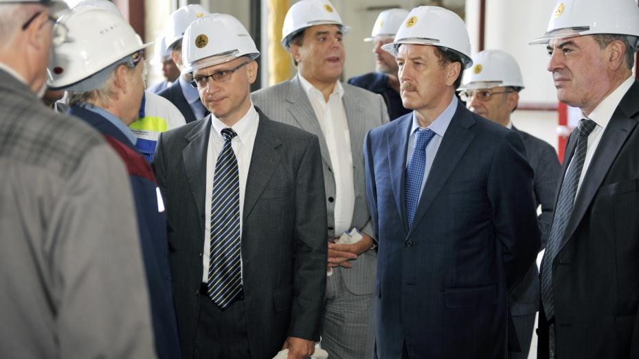 В 2014 году «Росатом» инвестирует в проекты Нововоронежских АЭС более 46 миллиардов рублей