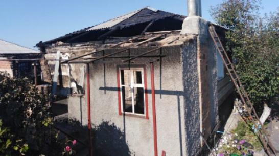 Семья пострадавших при пожаре матери и дочери из Богучарского района попросила о помощи