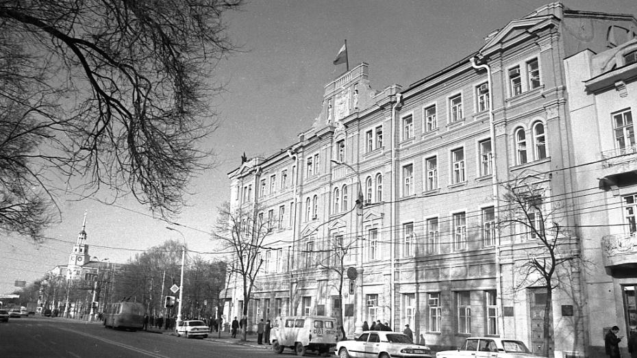 Мэрия Воронежа возьмет в кредит 500 млн рублей