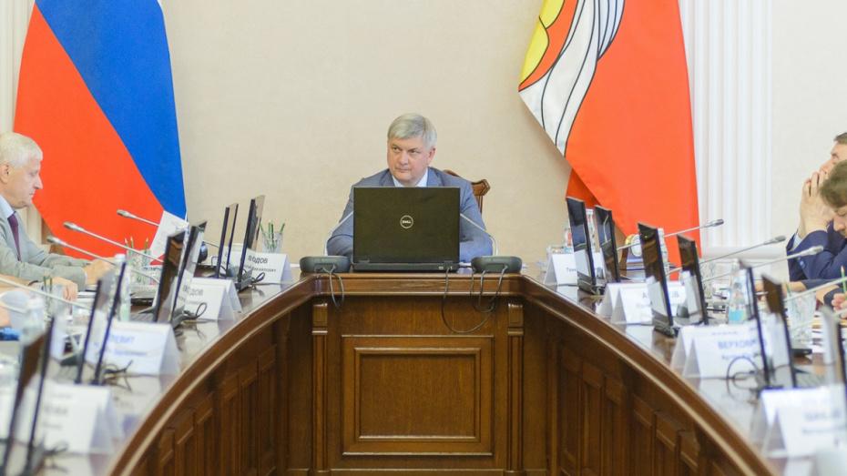 Александр Гусев поручил усовершенствовать работу с обращениями жителей Воронежской области