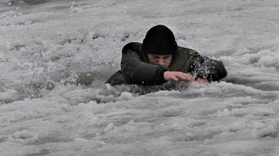ВВоронеже очередной рыбак едва нестал жертвой своего увлечения