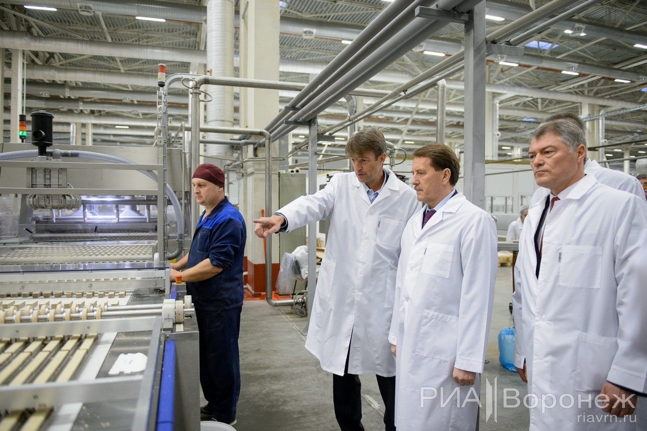 Директор минусинской кондитерской фабрики
