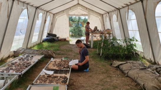 В Воронежской области обнаружили остатки 5 поселений бронзового века