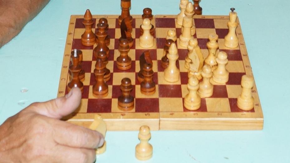В Хохольском районе открытый турнир по шахматам пройдет 23 сентября
