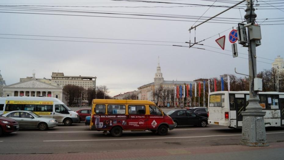 Воронежские частные перевозчики потратят около 600 млн рублей на новые автобусы