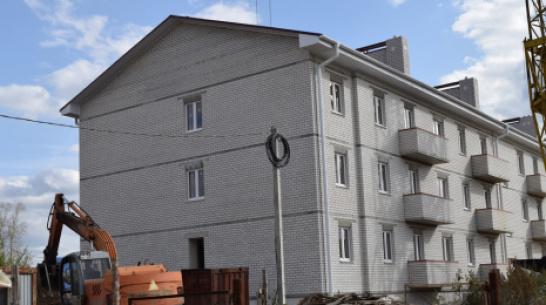 В Рамонском районе 23 семьи переселят из аварийных домов