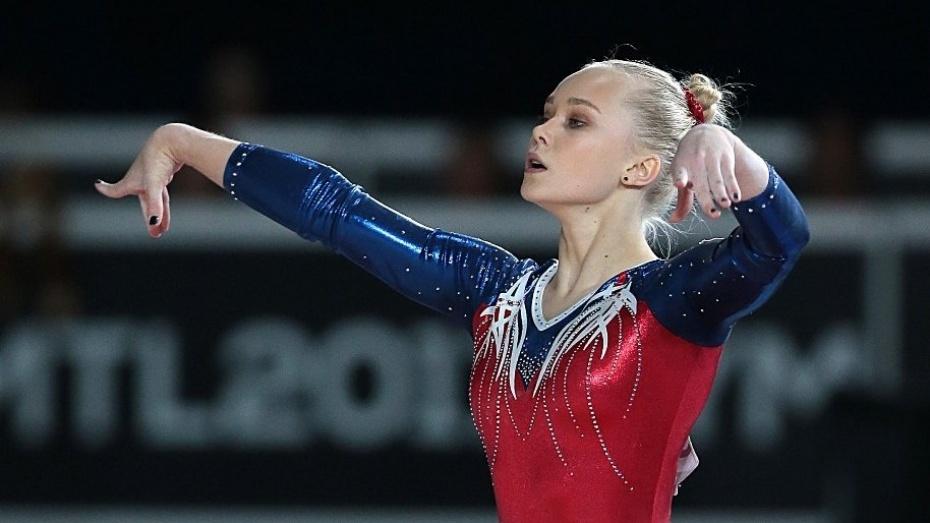 Воронежская гимнастка: «Не бывает взлетов без падений, все мы ошибаемся»
