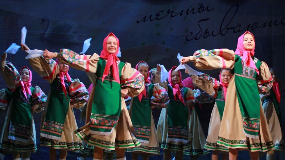 Таловский хореографический коллектив стал победителем международного конкурса