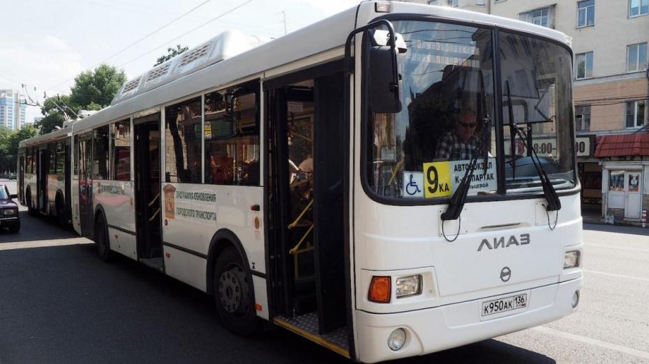 Оплату проезда картами в воронежских маршрутках введут к концу 2016 года