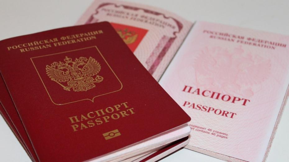 Полиция отреагировала на жалобы воронежцев об очередях на получение загранпаспортов