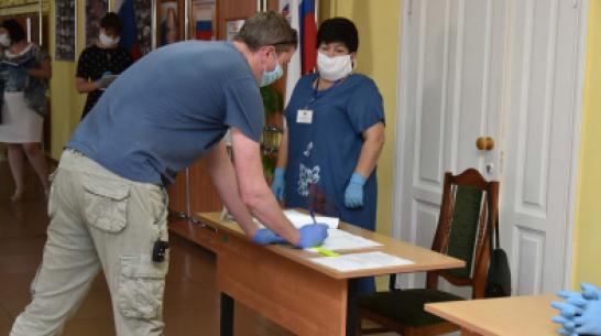 Запасной выход и сандистанция. Как обезопасят участников голосования в Воронежской области