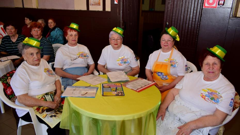 Грибановцев старше 55 лет пригласили поучаствовать в фестивале «Мы ищем таланты»