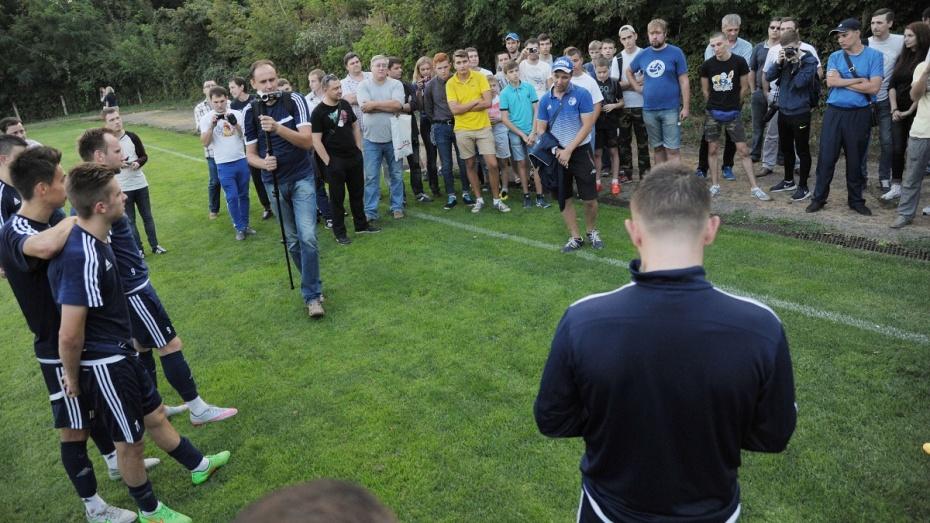 Тренер воронежского «Факела» может уйти сдолжности