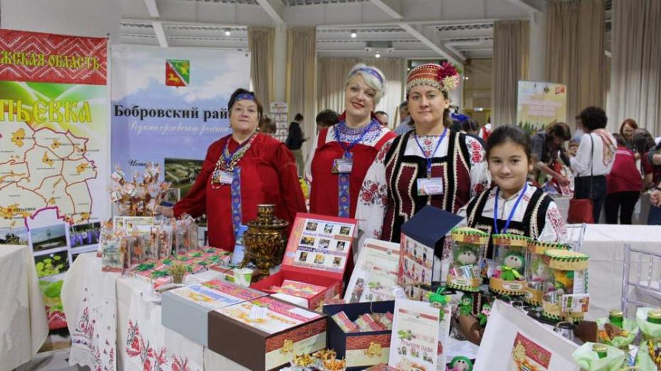 Репьевцы получили Гран-при Всероссийского конкурса «Туристический сувенир»