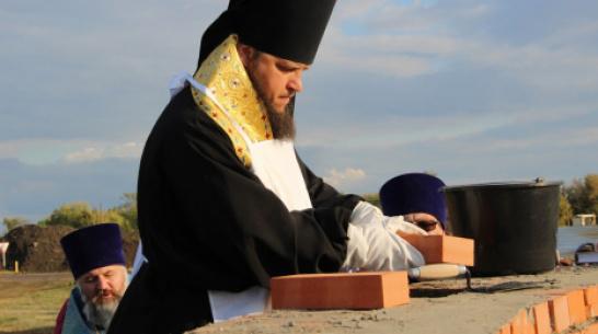 В новохоперском селе Ярки построят храм