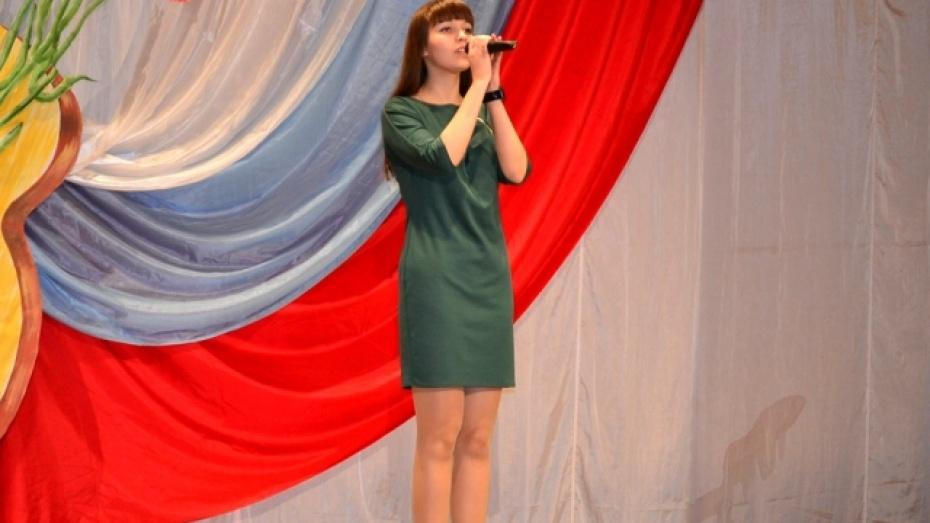 Грибановцы стали призерами областного фестиваля-конкурса «Красная гвоздика»