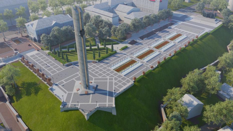 В Воронеже площадь Победы и парк «Орленок» закроют для горожан с 28 июня