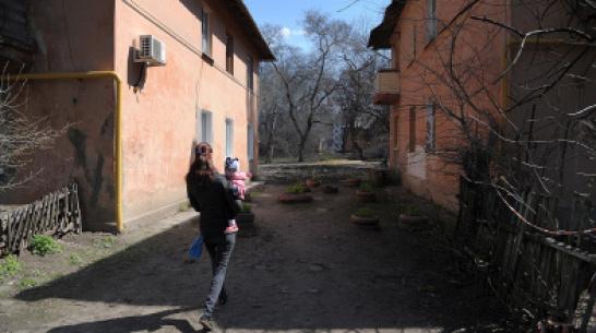 Губернатор предложил улучшить условия переселения многодетных из аварийных домов в Воронеже