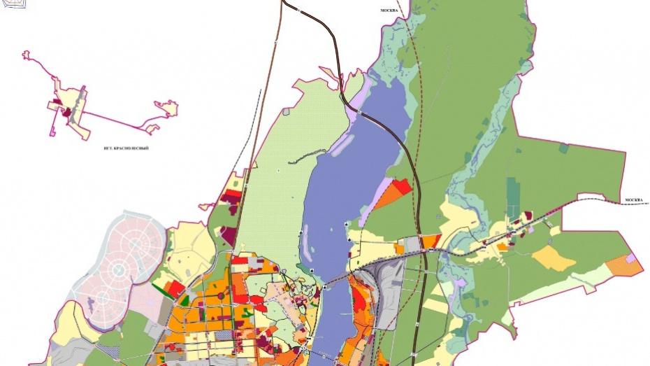 В Воронеже создали комиссию для подготовки проекта генплана на 2021-2041 годы