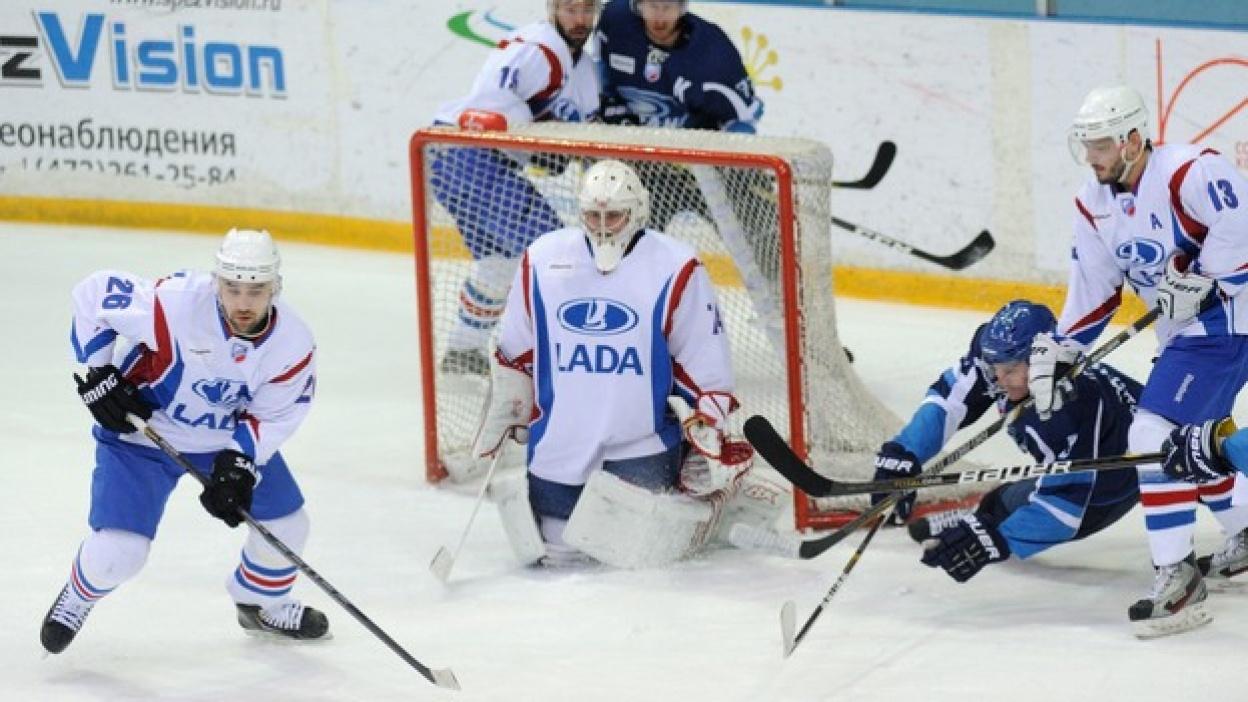 «Буран» потерпел домашнее поражение от тольяттинской «Лады»