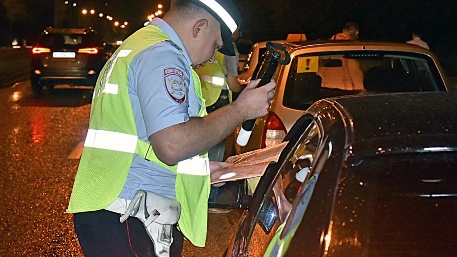 Полицейские устроят ночной рейд в Воронеже