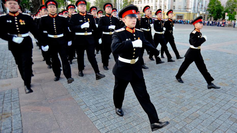 В воронежском кадетском корпусе на самоизоляцию отправили целый класс
