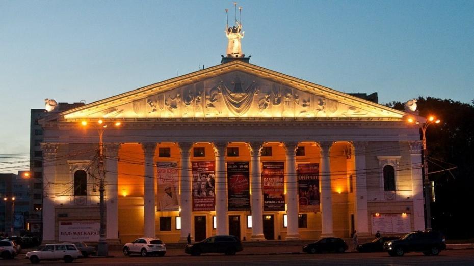 Алексей Гордеев: «Реконструкция Театра оперы и балета в Воронеже откладывается»