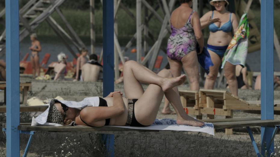 В Воронежской области объявили штормовое предупреждение по жаре на выходные