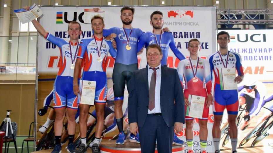 Воронежец стал чемпионом России по велоспорту
