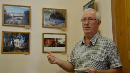 В Острогожске открылась выставка о Крыме
