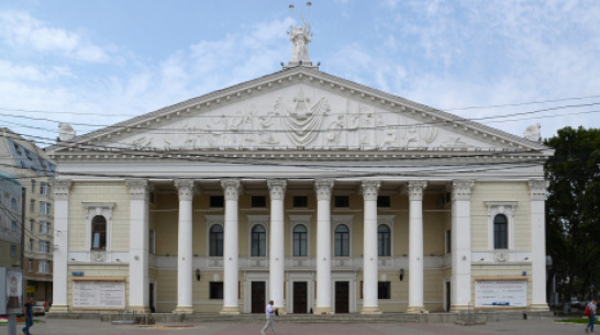 Воронежский театр оперы и балета расширят за счет подземных этажей