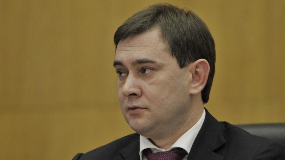 Спикер Воронежской облдумы стал зампредседателя Совета законодателей ЦФО