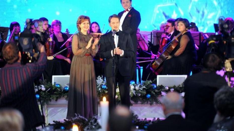 В Воронеже прошел Рождественский благотворительный вечер