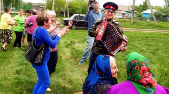 Гармонисты из 3 районов выступят в эртильском селе Копыл 28 сентября
