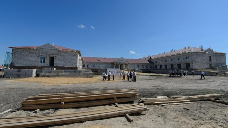 Дом престарелых откроется в Кантемировском районе в октябре 2015 года