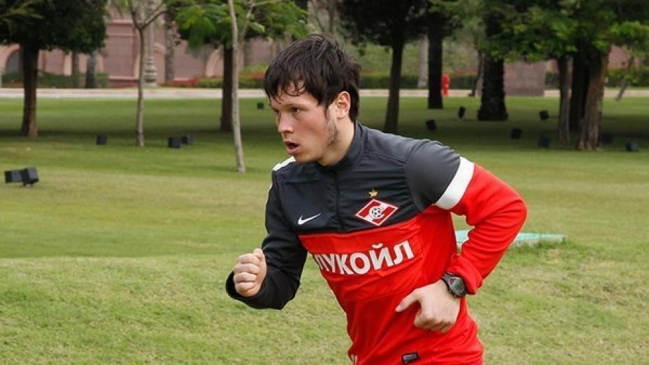 Александр Козлов продолжит карьеру в«Факеле»