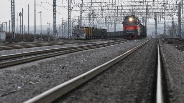 В луганске девочка попала под поезд 4 декабря