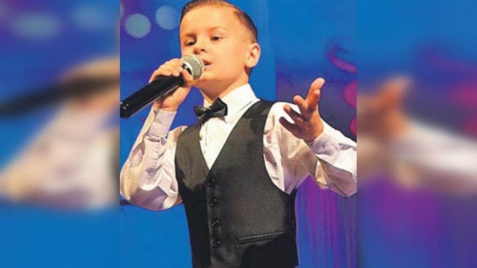 Юный бутурлиновец выступит на проекте «Голос. Дети»