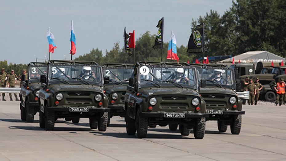 В Воронежской области начался всероссийский конкурс «Мастера автобронетанковой техники»