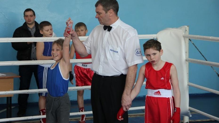 В Каширском прошел областной юношеский турнир по боксу