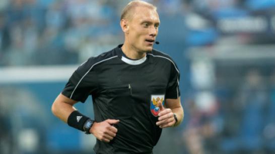 Воронежский арбитр провалил тест по физподготовке на сборе УЕФА