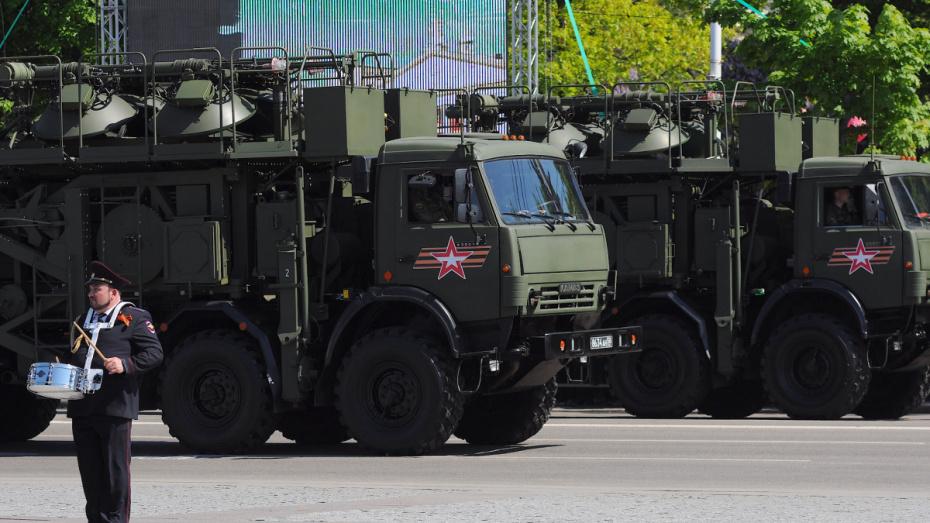В параде Победы в Воронеже примут участие более 100 единиц техники