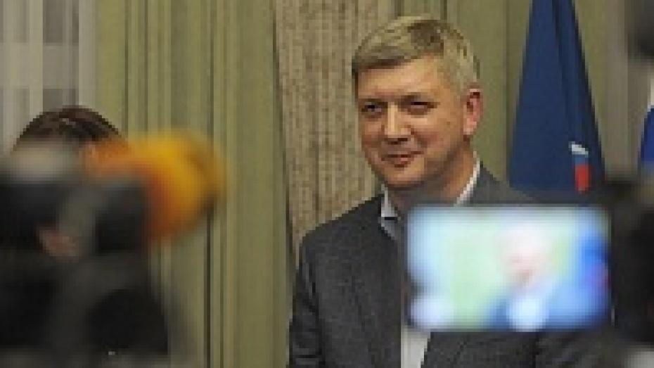Мэр Воронежа сохранил второе место в августовском медиа-рейтинге глав столиц ЦФО